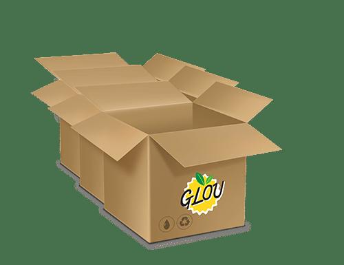 Moins de 10 cartons